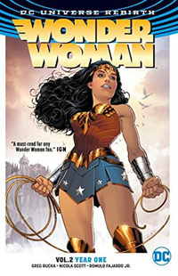 Wonder Woman Vol 2 Year One_