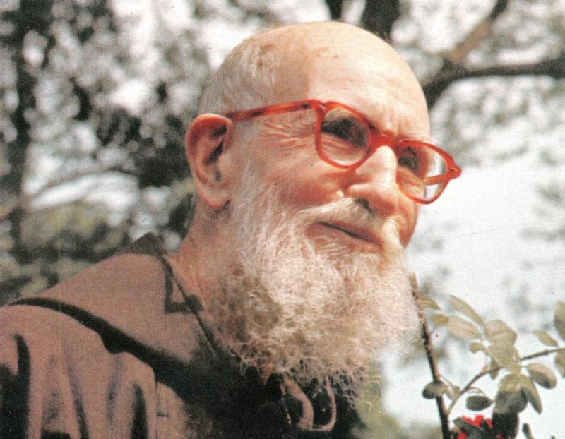 Father Solanus Casey, a Capuchin priest in Michigan and New York, is seen in this undated photo. Pope Francis advanced the sainthood cause of the Wisconsin-born Capuchin priest. (CNS photo/The Michigan Catholic)