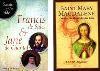 "This is the cover of ""Francis de Sales and Jane de Chantal"" by Wendy M. Wright. The book is reviewed by Eugene J. Fisher. (CNS) See BOOKS-SAINTS July 7, 3017."