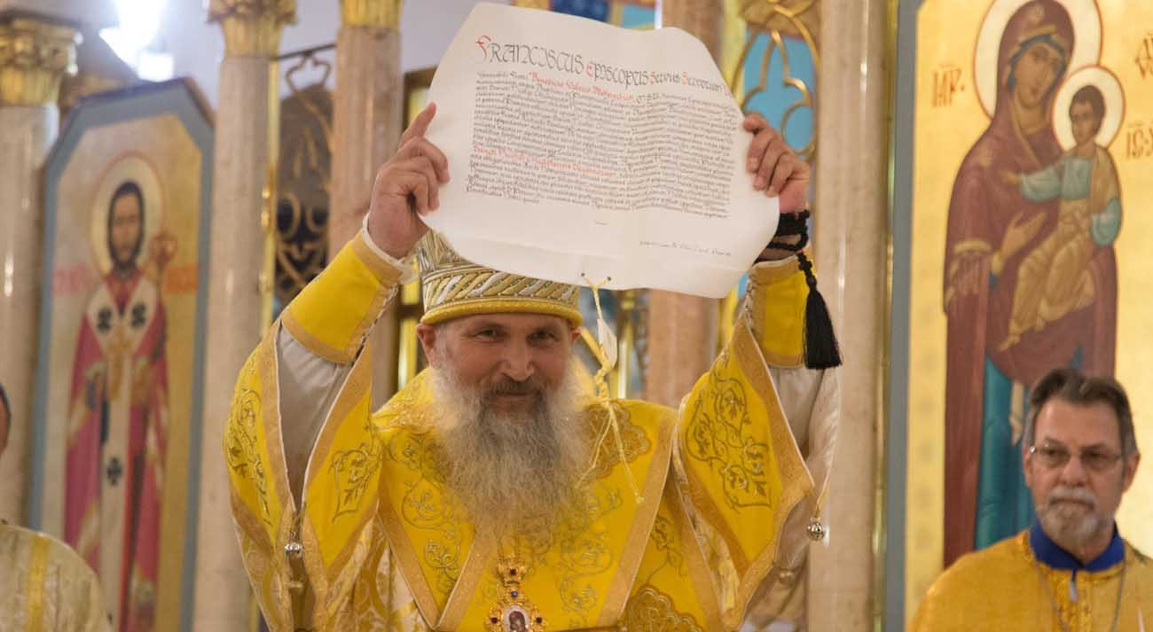 New ukrainian catholic bishops in us envision a missionary church new ukrainian catholic bishops in us envision a missionary church m4hsunfo