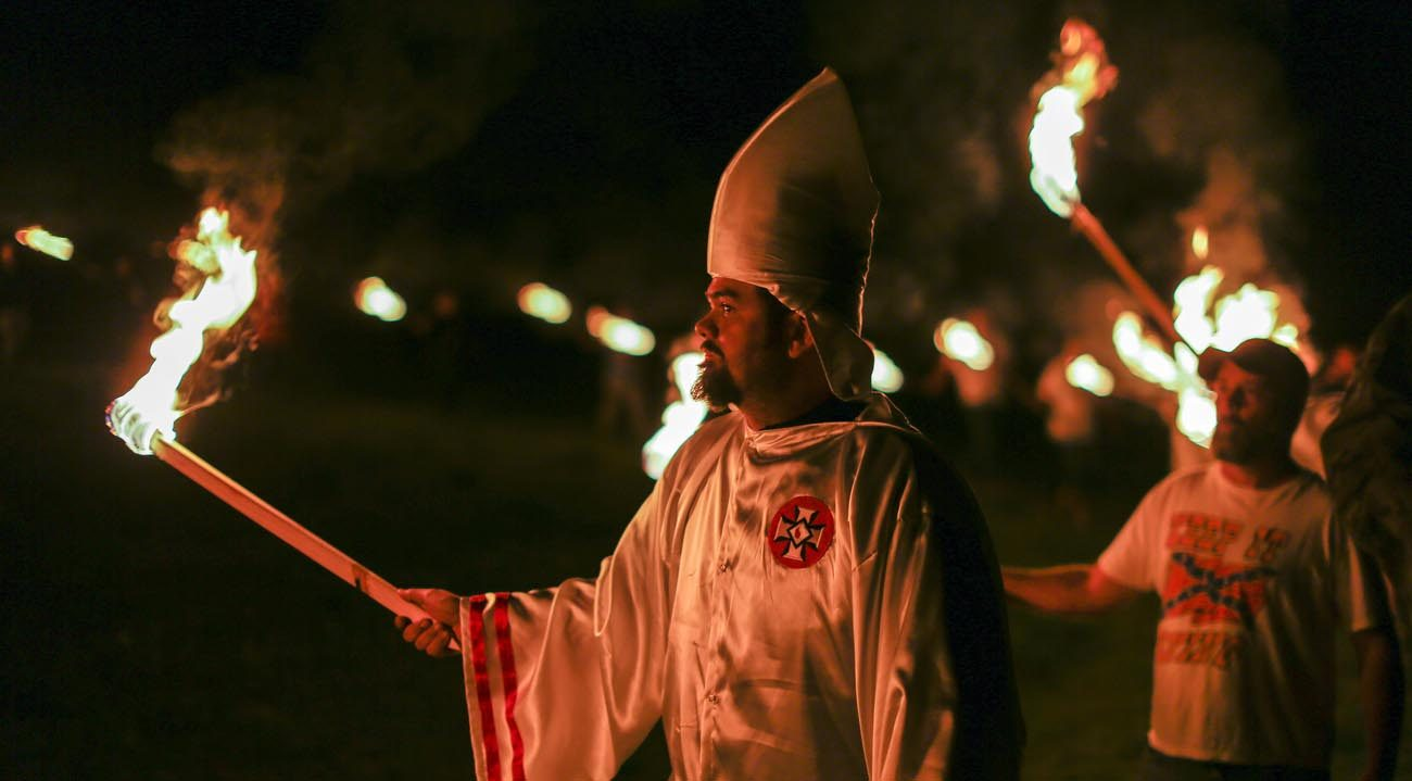 the ku klux klan and its effect on roman catholics The republican party, the ku klux klan,  anti-black but also took a stand against roman catholics,  been in effect a third world country.
