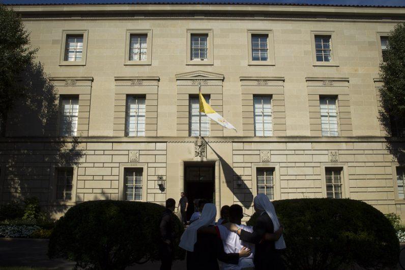 Vatican recalls Washington diplomat amid child pornography investigation
