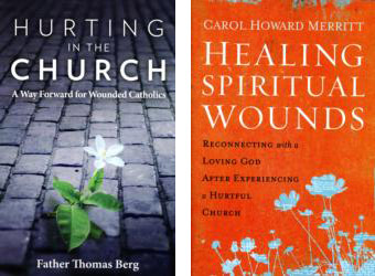 Hurt by the church? Catholics can find a way to healing