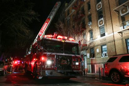 Toddler Playing With Stove Sparks NYC Blaze That Killed 12