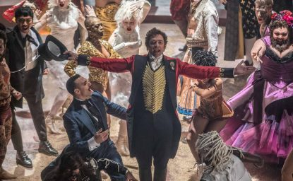 Holiday Movie Guide: The Greatest Showman