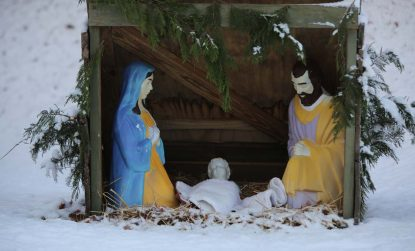 Religious observance of Christmas in America on decline