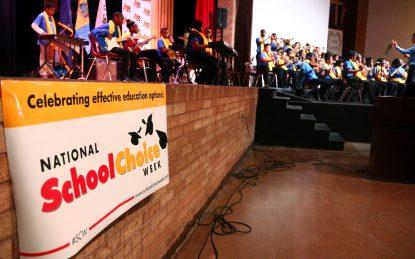 Local Students Celebrate Catholic Schools Week