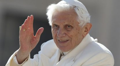 Pope Benedict 5 years after retiring: weaker, but 'on a pilgrimage home'
