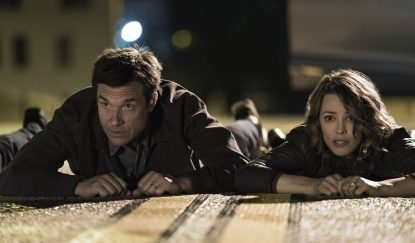 CultureMovie review Game Night			Jason Bateman and Rachel Mc Adams star in a scene from the movie