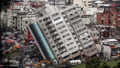 Taiwan quake death toll rises to 11