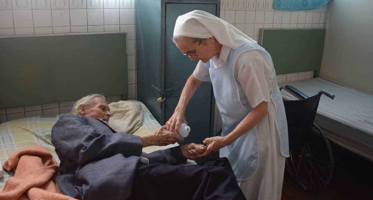 As Economic Crisis Drags On Venezuelan Nuns Forced To