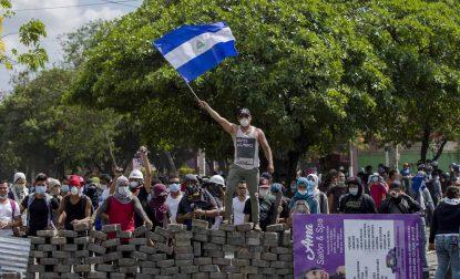 Nicaragua's Ortega scraps reform that sparked deadly protests
