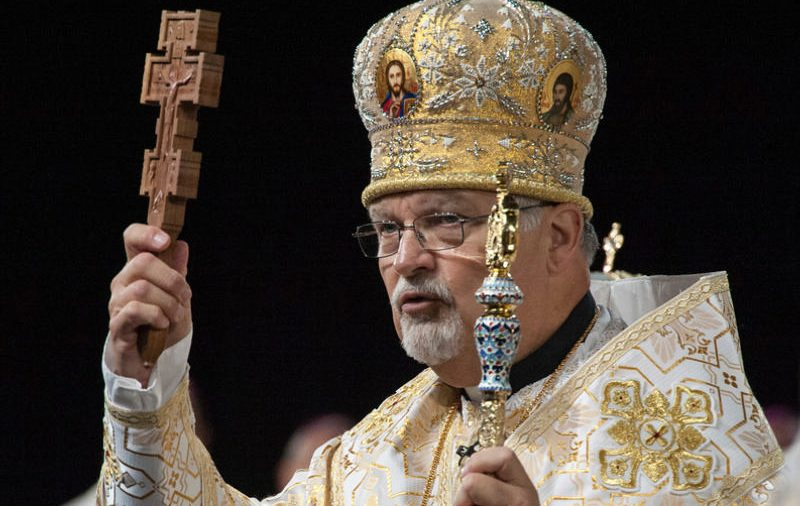 Ukrainian catholic archbishop of philadelphia resigns catholic philly pope francis has accepted the resignation of archbishop stefan soroka of the ukrainian catholic archeparchy of philadelphia and has appointed auxiliary m4hsunfo