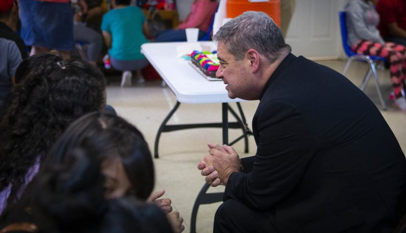 Bishops sought to share journey with migrants, not join political fray – C...