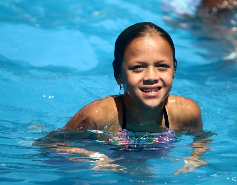 Big splashes, big smiles at annual Catholic Social Services youth picnic –...