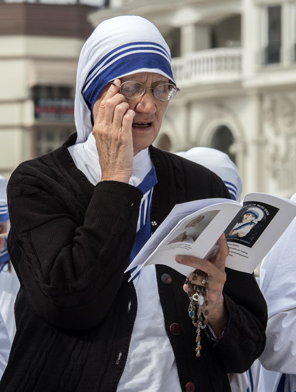 In India, Missionaries of Charity head condemns child trafficking – Cathol...