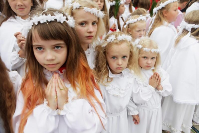 crisis young people leaving the catholic Indeed, less than 50% of men (475%) strongly agree that it is important for their children to be catholic[16] this is troubling since younger people are becoming increasingly vulnerable to leaving the catholic church, particularly young men.