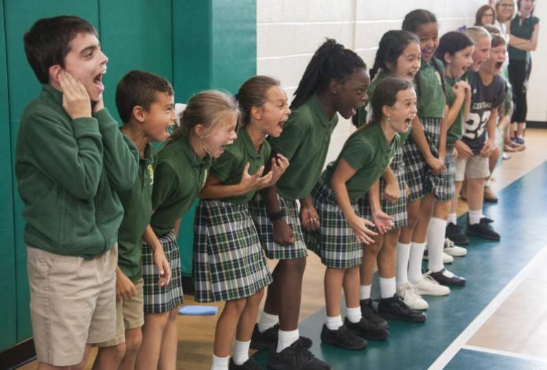 Catholic schools promote kindness as antidote to bullying, anxiety – Catholic ...