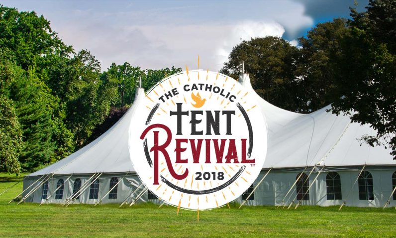 Catholic Tent Revival refreshes believers of all ages – Catholic Philly