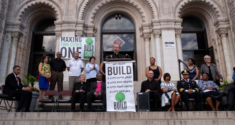 Baltimore Archdiocese, Catholic Charities help launch Parish ID in city – Cath...