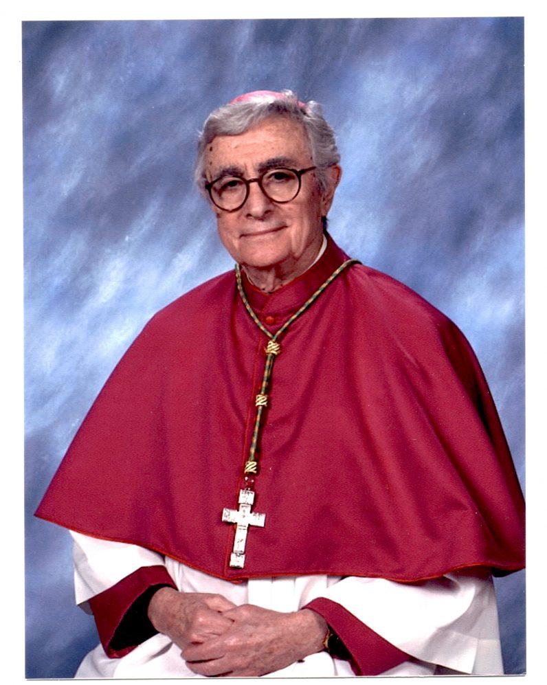 Bishop Louis Desimone Beloved Retired Pastor Dies At 96 Catholic