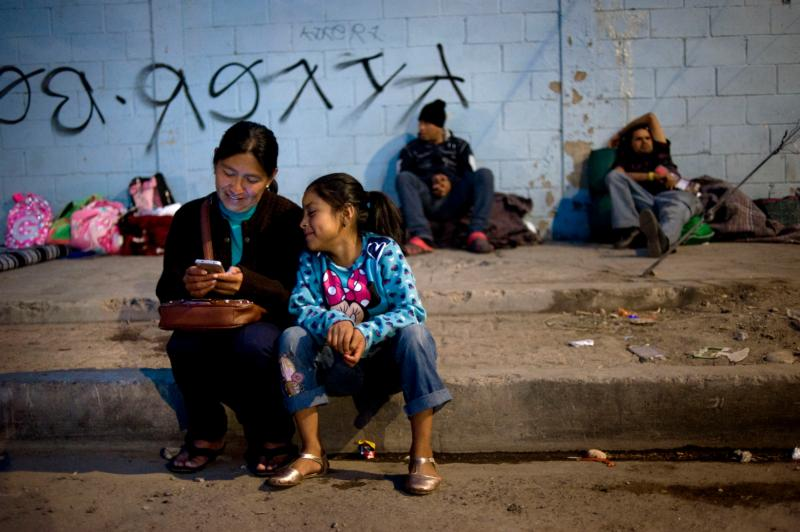 More Central American migrants expected to arrive in Tijuana