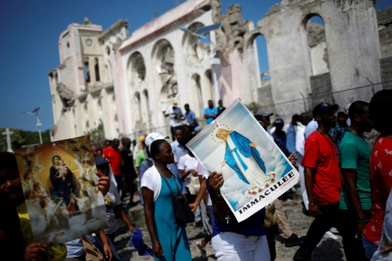 Weeks of unrest compound suffering of Haitians, says aid worker  Catholic Philly