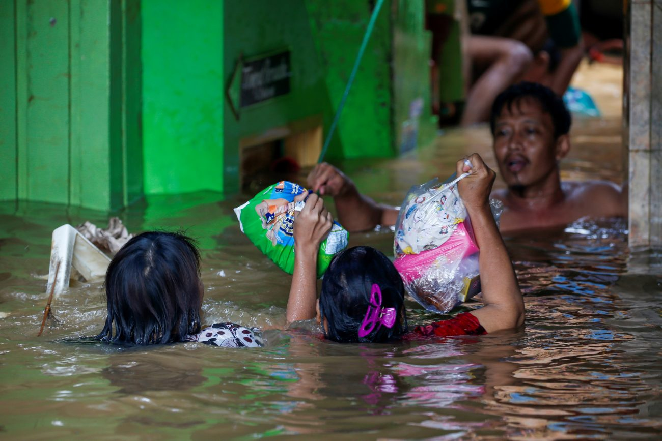 Church Workers Assist After Jakarta Floods Leave 60 Dead Catholic Philly