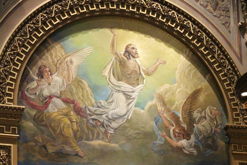 Watch Livestreamed Mass For Ascension Feast Today