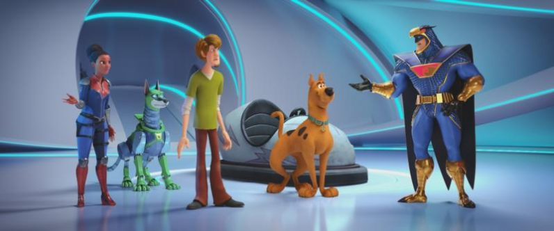Scooby-Doo Film 2021