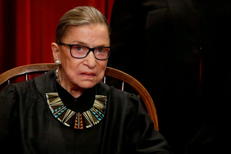 Ruth Bader Ginsburg is remembered as 'jurist of historic stature' – Catholic Philly