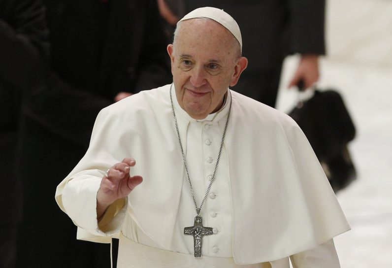 Ask Jesus to pray for you when you can't, pope suggests – Catholic Philly