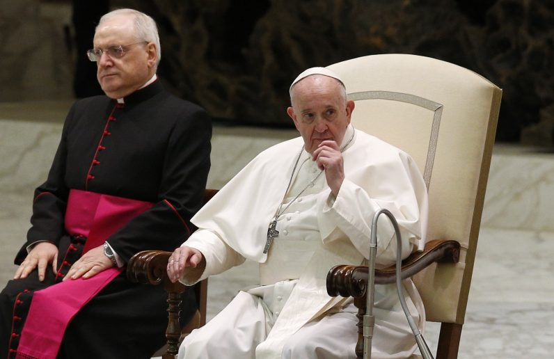 Pope calls for Poland to protect life amid protests over abortion law – Catholic Philly