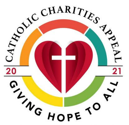 Image result for Catholic Charities Appeal 2021